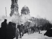 Храм во время немецко-фашистской оккупации, 1942 г.