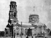 Храм на дореволюционной открытке