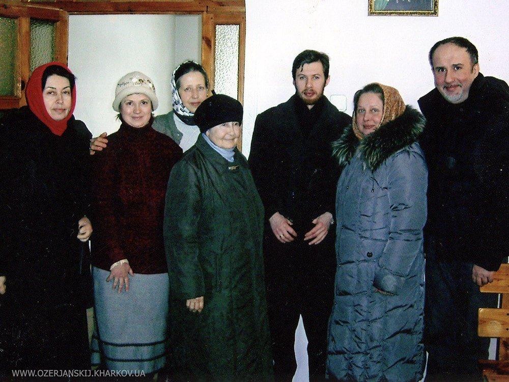 Преподаватели воскресной школы