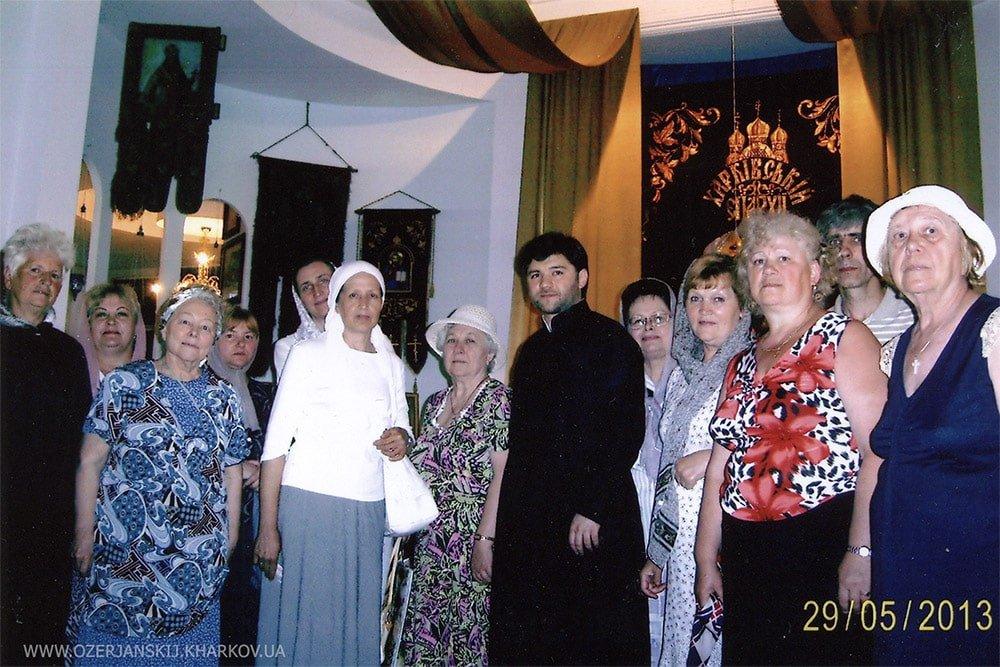Посещение церковно-исторического музея