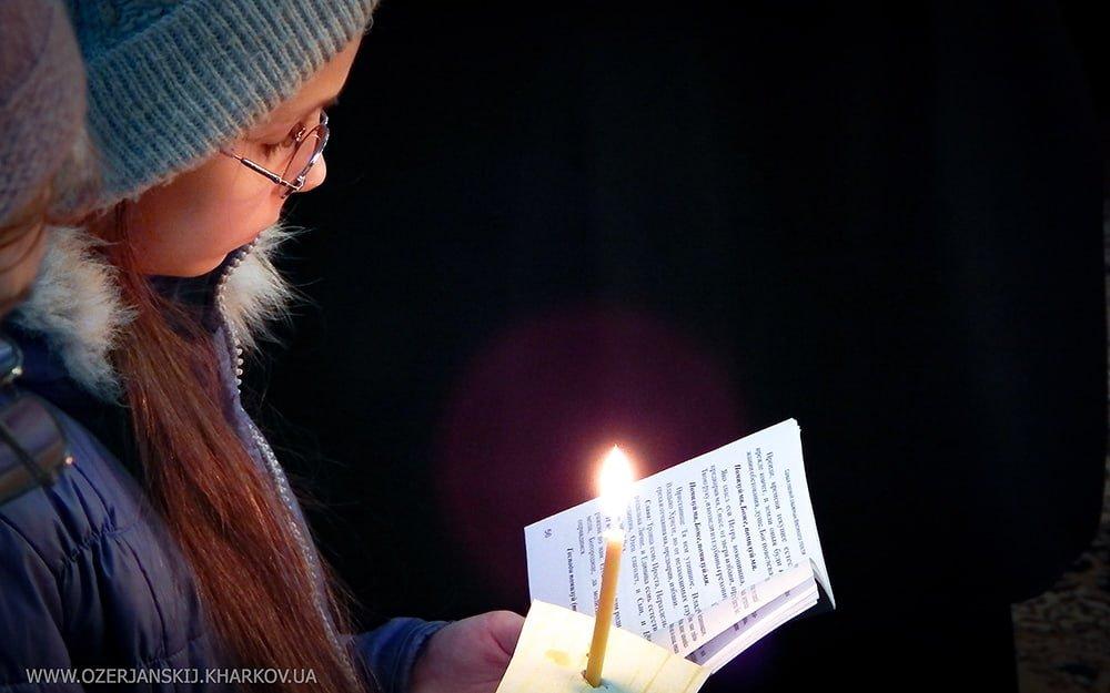 Свято-Озерянский храм. Среда первой седмицы Великого поста. 13 марта 2019 г.