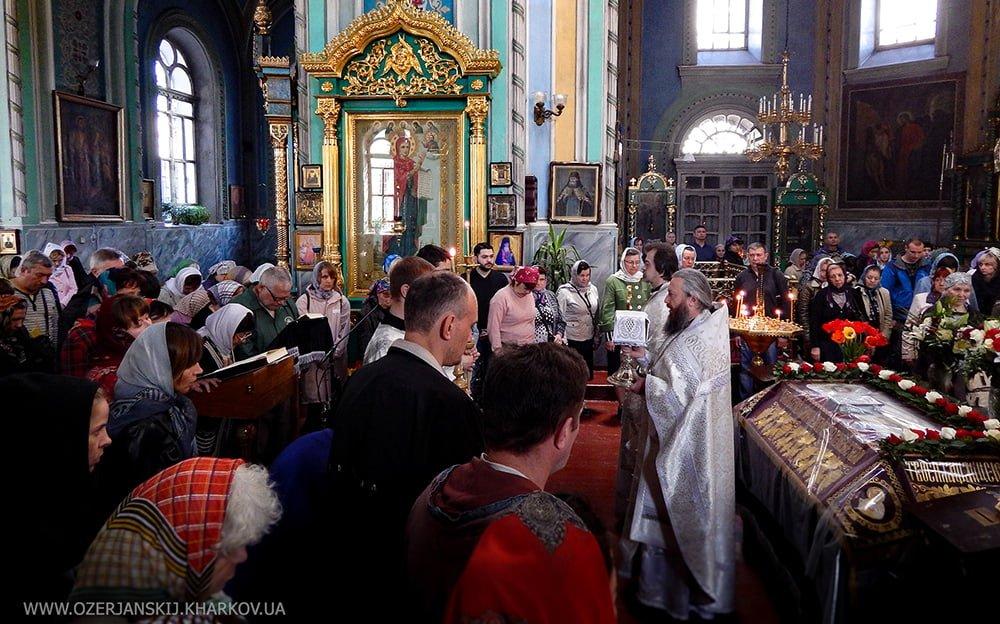 Свято-Озерянский храм. Великая Суббота. 27 апреля 2019 г.