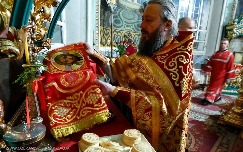 Свято-Озерянский храм. Пасхальное Богослужение. 28 апреля 2019 г.