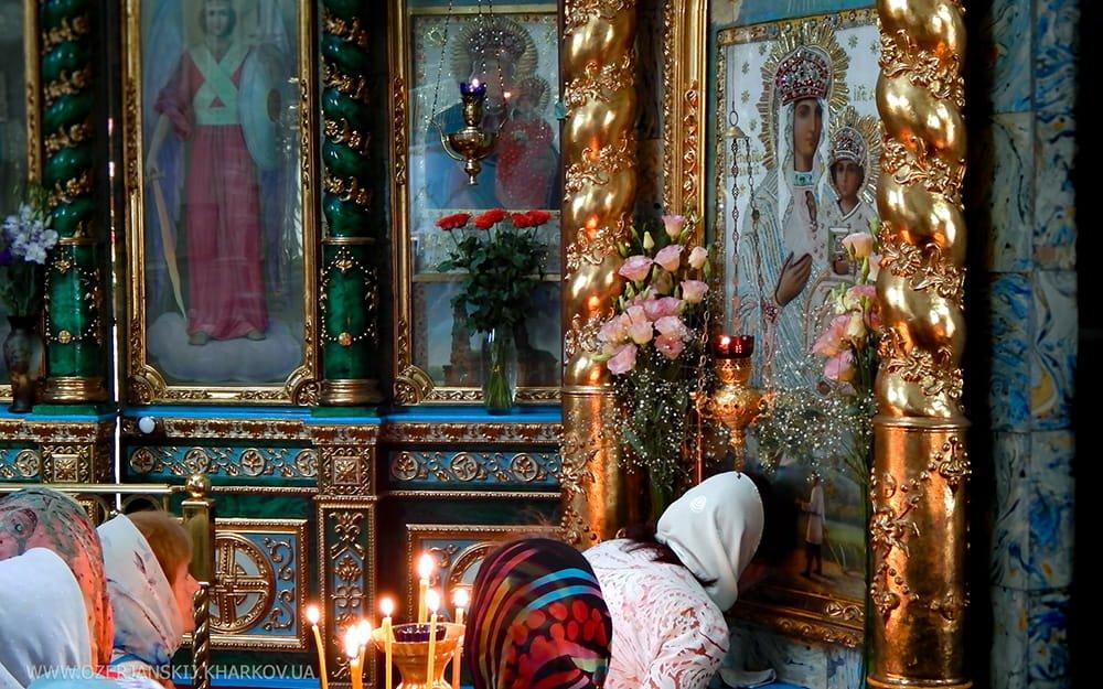 Свято-Озерянский храм. Обретение Озерянской иконы Божией Матери. 29 июня 2019 г.