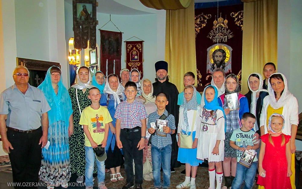 Посещение церковно-исторического музея. 8 июня 2019 г.