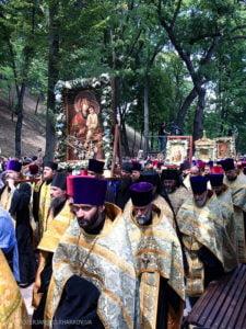 Торжества, посвященные Крещению Руси. Киев, 27 июля 2019 г.