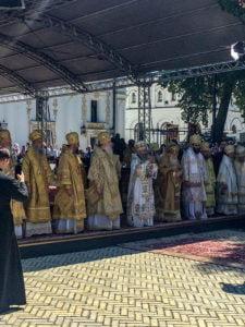 Торжества, посвященные Крещению Руси. Киев, 28 июля 2019 г.