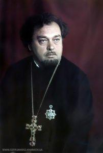 Протоиерей Николай Бараненко