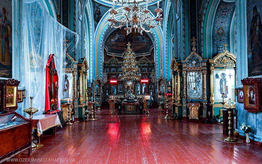 Пасха. Свято-Озерянский храм, 19 апреля 2020 г.