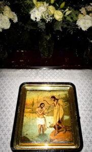 Икона Крещения Господня в Свято-Озерянском храме